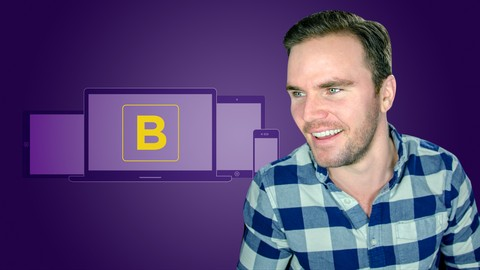 Free udemy course - Bootstrap 4 Quick Start: Code Modern Responsive Websites