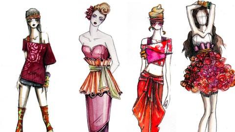 Netcurso - //netcurso.net/conoce-los-elementos-basicos-del-diseno-para-crear-moda