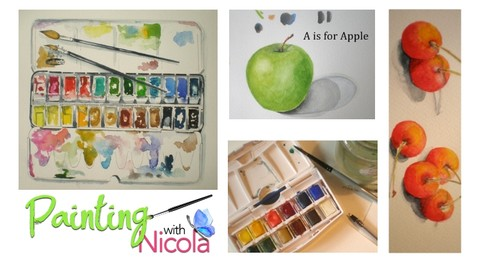 72964 adf4 25 - Most Popular 12 Watercolor Painting Courses