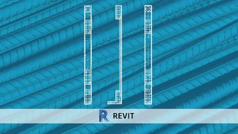 BIM Modelado de Acero de Refuerzo en Revit 2017 LOD 300