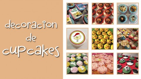Netcurso - //netcurso.net/decoracion-de-cupcakes