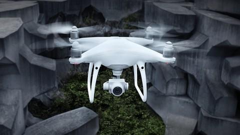 Convértete nun piloto drone mestre en 2 semanas e inicia un negocio
