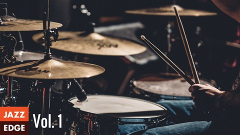Learn to Play Drums Vol. 1 (step-by-step lessons)
