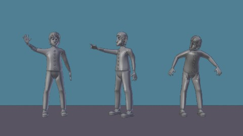 Create Your Own Character in Blender