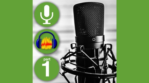 [Udemy Coupon] – Audacity Professional Vocals for Courses Video & More Part 1