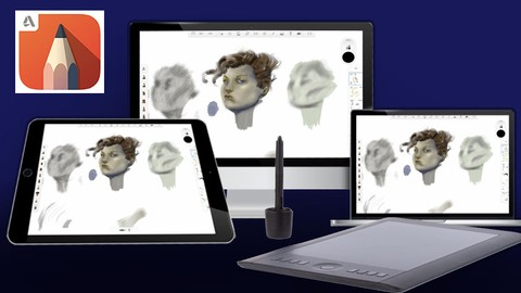 Sketchbook Pro for Beginners on PC Mac and iPad Pro