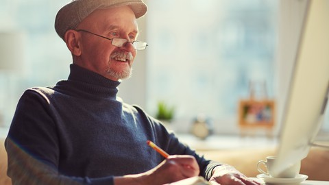 [Udemy Coupon] Work from Home Ideas for Retired Seniors