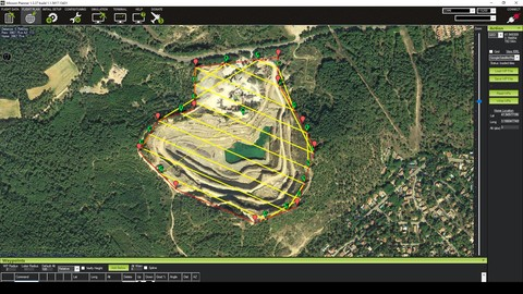 Learn to conduct drone surveying (2 / 5)