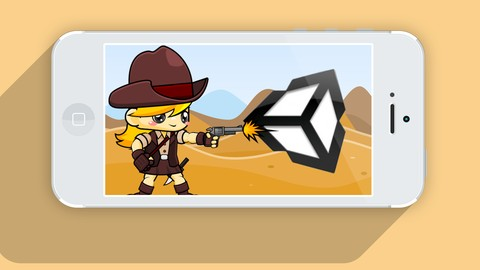 Sale: Udemy : Starting 2D Game Development in Unity with C#