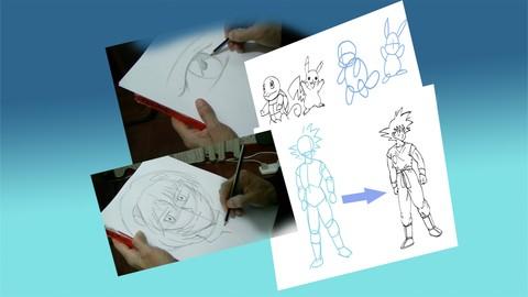 Netcurso - //netcurso.net/como-dibujar-dragon-ball-y-otros-personajes