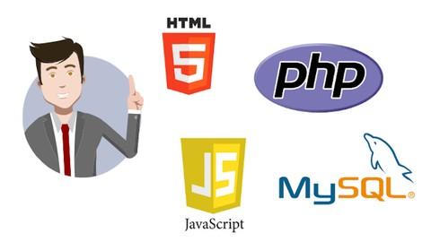 Sale: Udemy : PHP, JavaScript y MySQL. Un enfoque diferente.