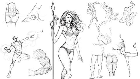 859702 a510 - 11 Figure Drawing Courses