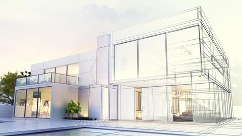 3D House Design Mastery in Blender 3D - Graphics & Design