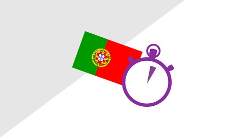 3 Minute Portuguese - Free taster course