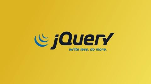 Curso Completo de jQuery + 10 Projetos Práticos