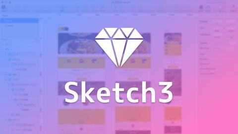 Webやアプリの最新デザインツール Sketch3 |100レッスンの完全マスターコース