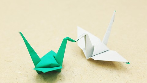 Origami Paper crafts - Elementary Course