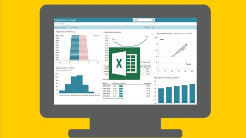 Excel Dashboards in an Hour