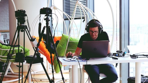 Sale: Udemy : LIVE Streaming Pro: Ultimate Course From Beginner to Pro
