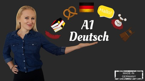 German Language A1: Learn German For Beginners!
