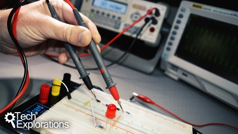 Tech Explorations™ Basic electronics for Arduino Makers