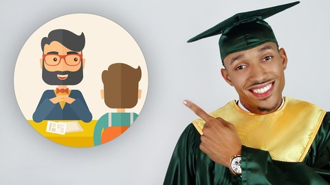 [Udemy Coupon 100% OFF] – Watch Me Get a Job Interview (Literally) New Grads & College