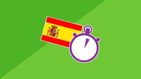 3 Minute Spanish - Course 1