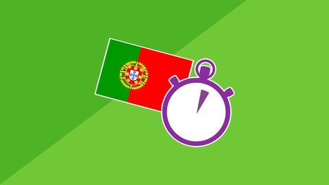3 Minute Portuguese - Course 1 | Lessons for beginners