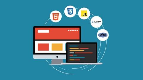 Desarrollo Web Completo con HTML5, CSS3, JS AJAX PHP y MySQL#