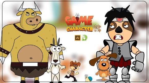 Netcurso-game-character