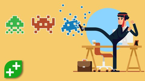 Sale: Udemy : How To Get A Job In The Video Game Industry