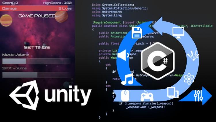 Agile & Multi-Platform Game Dev  with Unity - Tier 1 | Udemy