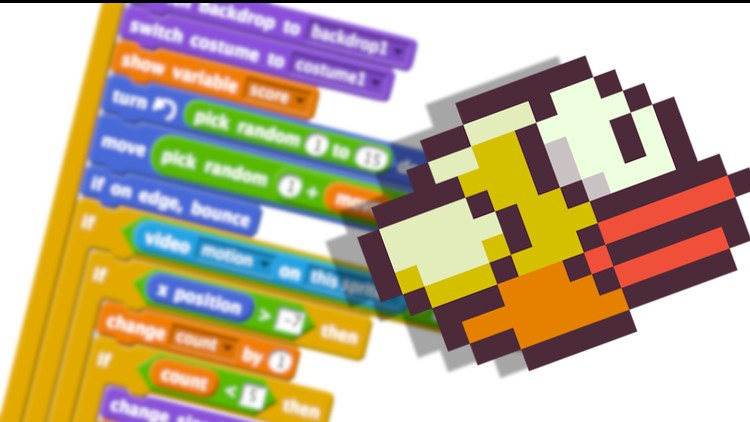 Programming for Beginners - Build games using Scratch | Udemy