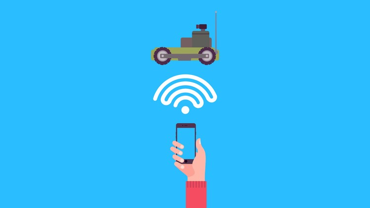 Smartphone Control Robotics using Arduino and Android | Udemy