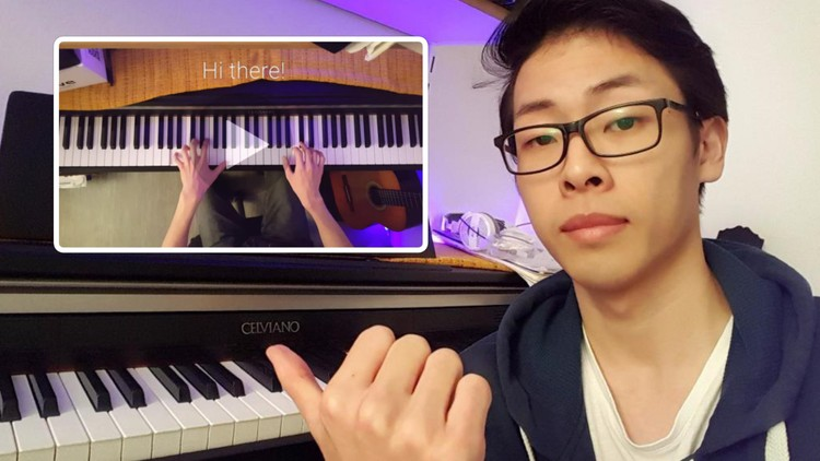 Play The Piano By Ear | Master Class, Learn By Doing