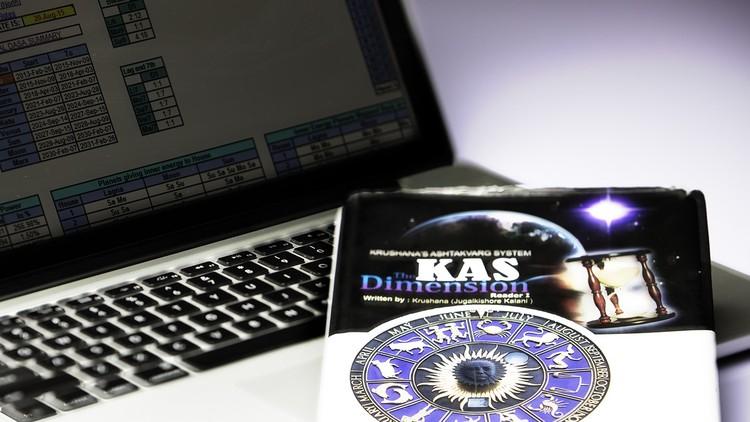 Vedic Astrology - Krushna Ashtakavarga System Program | Udemy