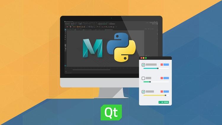 Python For Maya: Artist Friendly Programming | Udemy