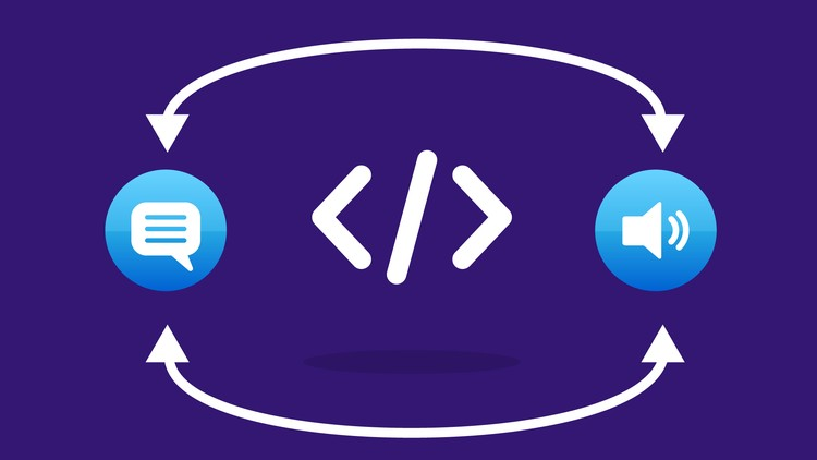 Java TTS and STT - text to speech and speech to text course