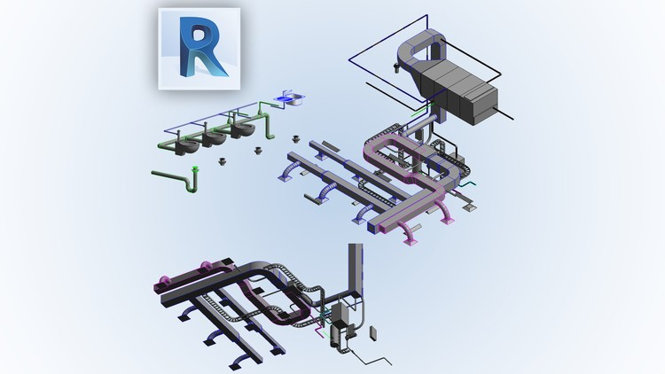 Autodesk Revit MEP Essential Training (Hindi | Urdu) | Udemy