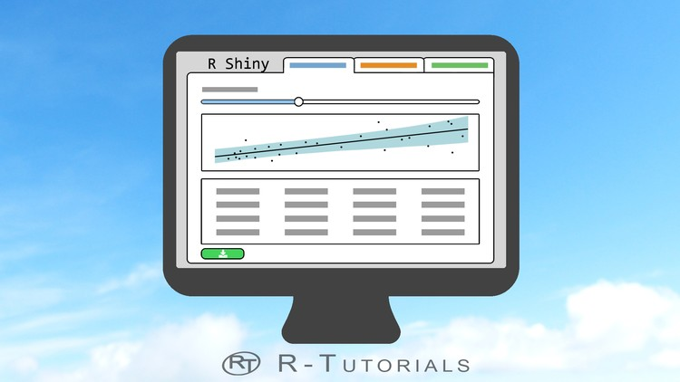 R Shiny Interactive Web Apps - Next Level Data Visualization