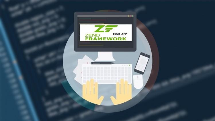 PHP Zend Framework 1 11:Creating a CRUD Application | Udemy