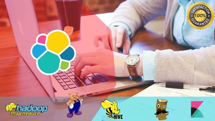 Complete ElasticSearch with LogStash, Hive, Pig, MR & Kibana | Udemy