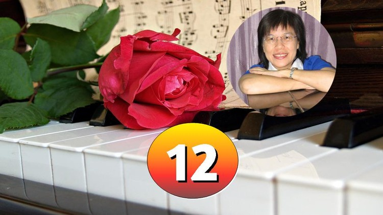 Play Piano 12: Improvise on Unchained Melody Chords in G Key | Udemy