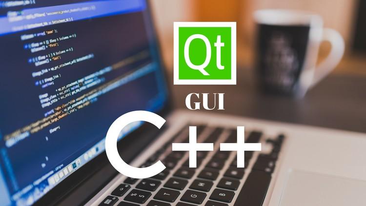 Robust Qt & C++ Gui Programming 2D Graphics App Tutorial | Udemy