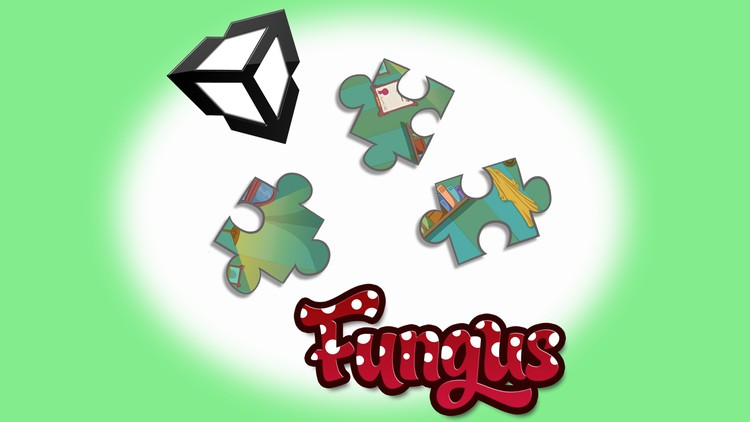 Create 2D Unity Puzzle Games with Fungus - Zero Coding   Udemy