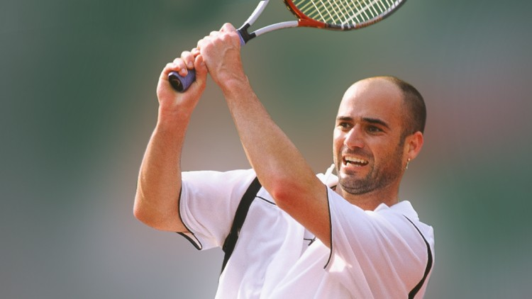 Image result for agassi