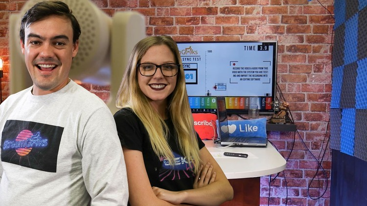 2019 Open Broadcaster Software - OBS Live Streaming Course | Udemy