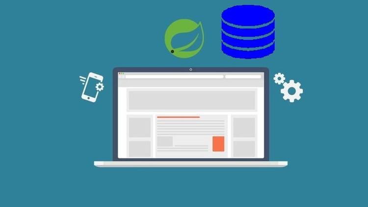 Java Spring and Hibernate:create a crud application   Udemy
