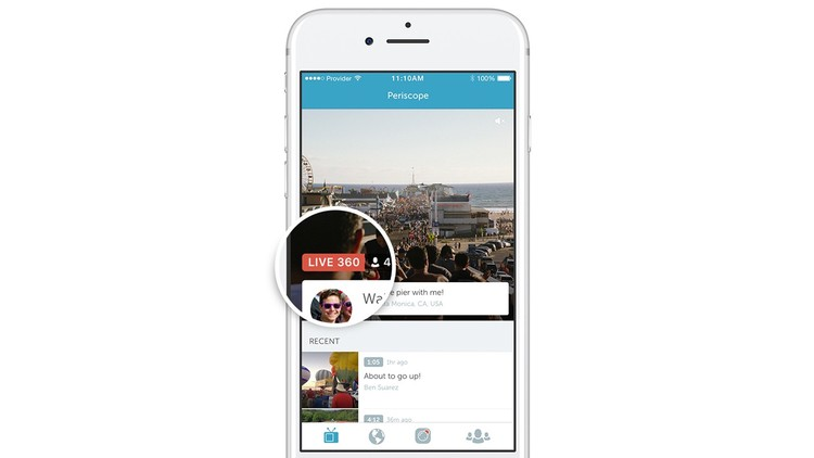 how to stream on periscope