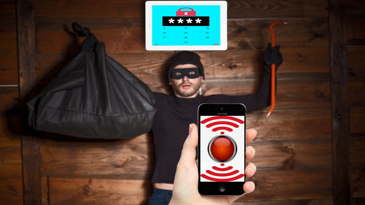Password Based Security System with GSM Alert (PIC16F877A)   Udemy